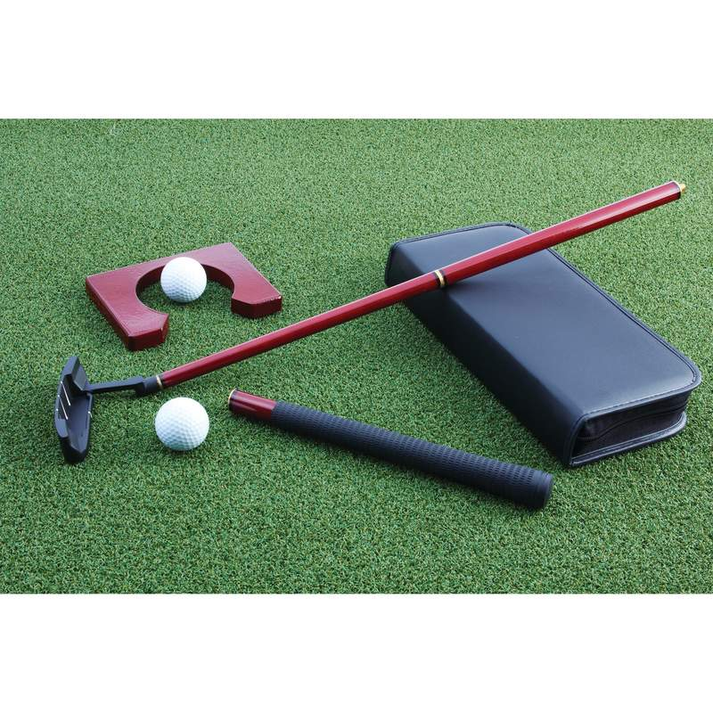 Wood Putter Set