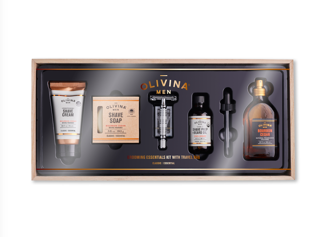 Olivina Men - Essentials Kit - Premium Shave