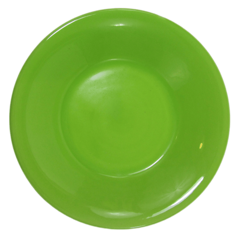 Stoneware Pasta/Salad Bowl - Green