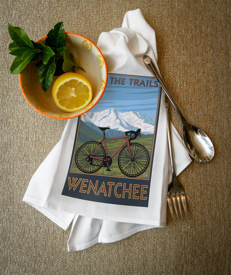 Ride the Trails Wenatchee, WA Towel