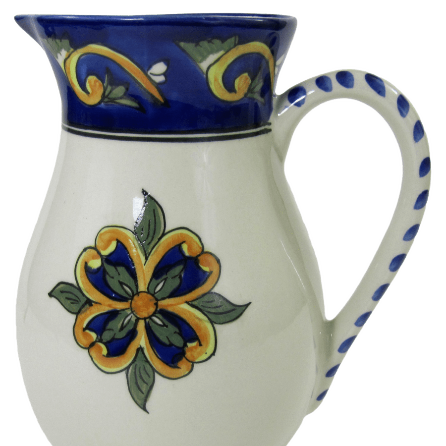 Stoneware Large Pitcher - Riya