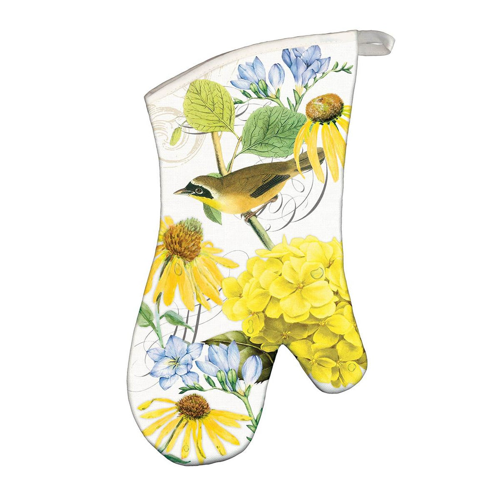 Tranquility Oven Mitt