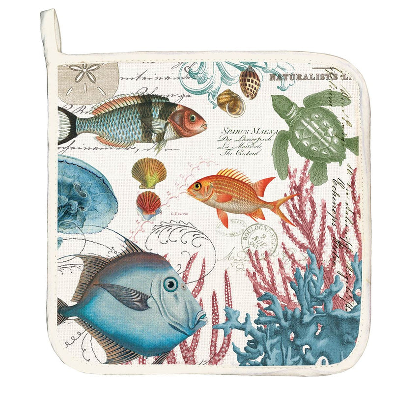 Sea Life Potholder