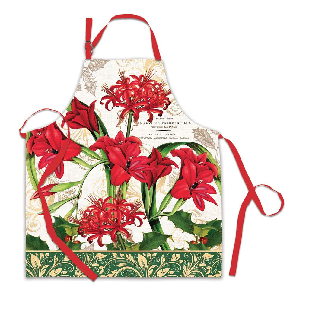 Christmas Time Apron