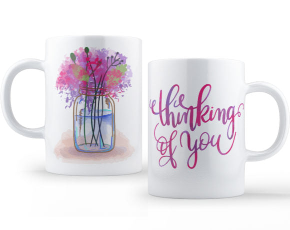 Thinking Of You Coffee Mug
