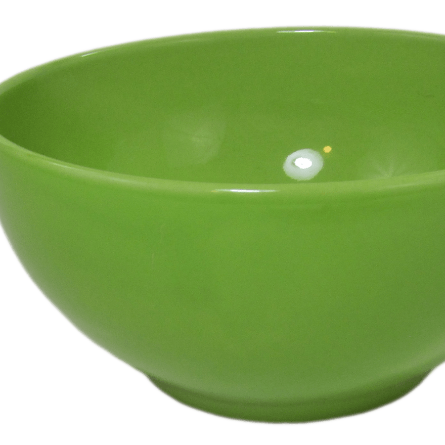 Stoneware Soup/Cereal Bowl - Green