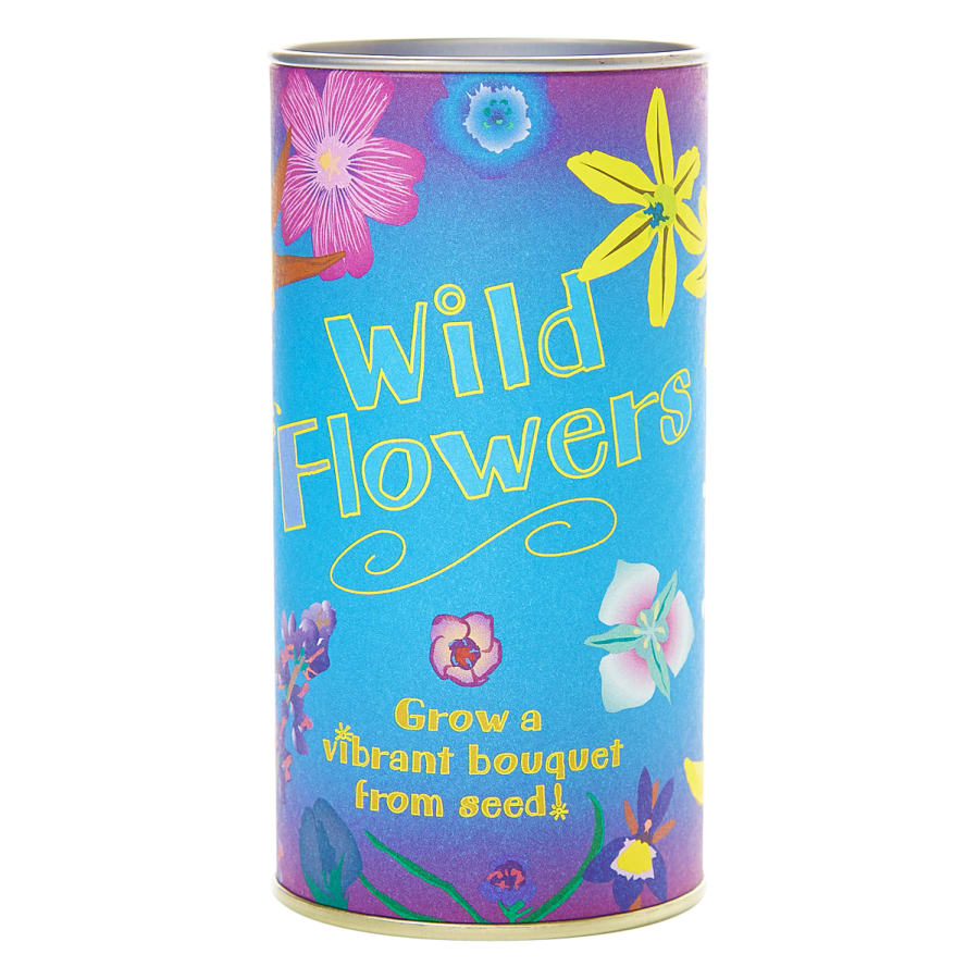 Wild Flower Mix - Seed Grow Kit