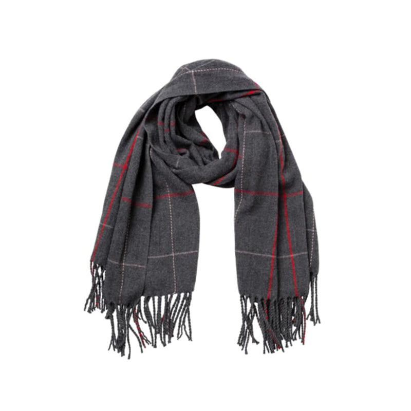 Kara Scarf (Dark Grey)