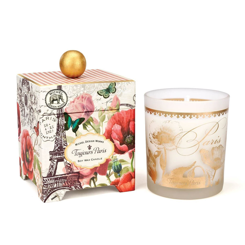 Toujours Paris 14 oz. Soy Wax Candle