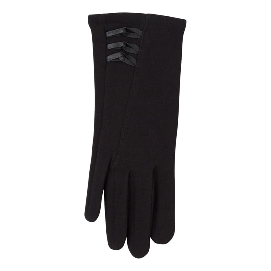 Antonella Gloves (Black)