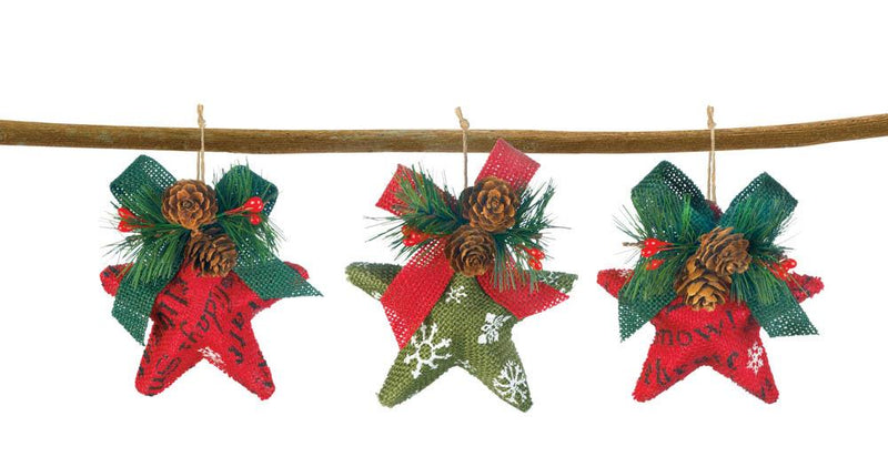 Christmas Stars Ornament