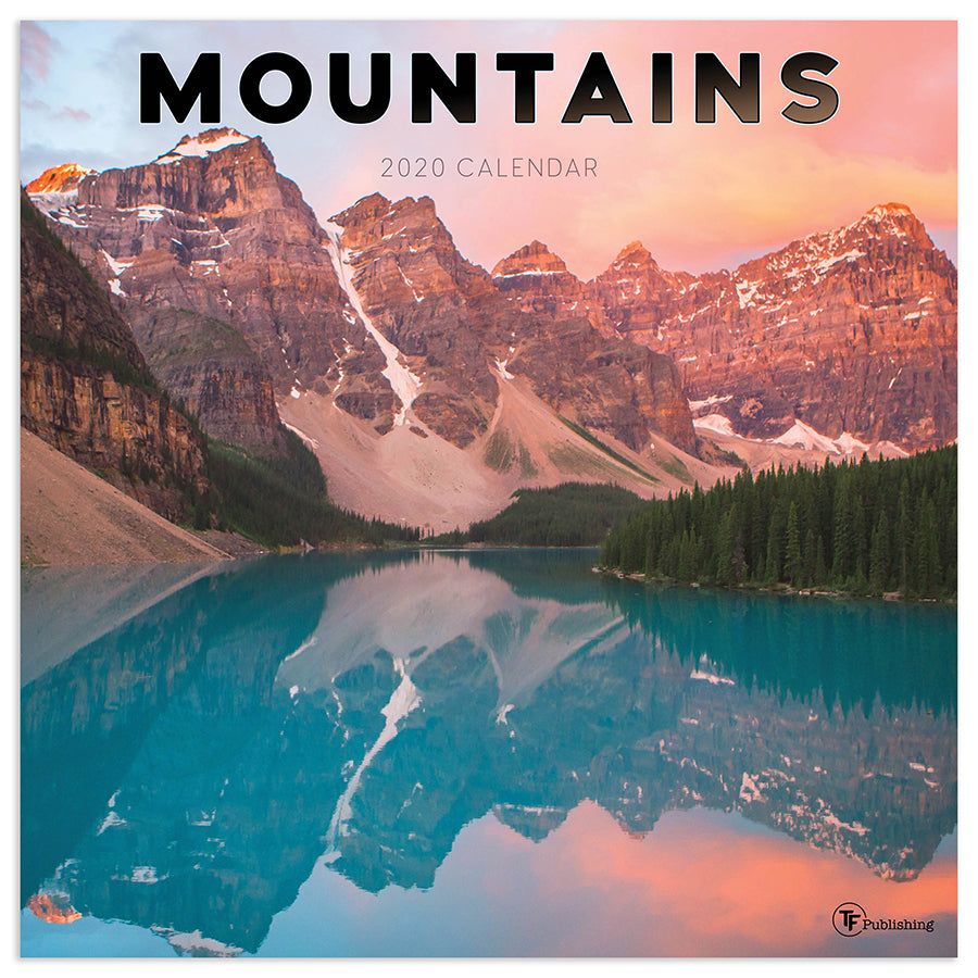 Mountains Calendar