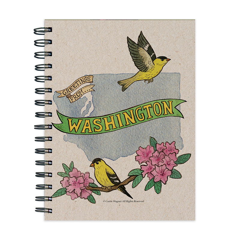 Greetings From Washington Journal