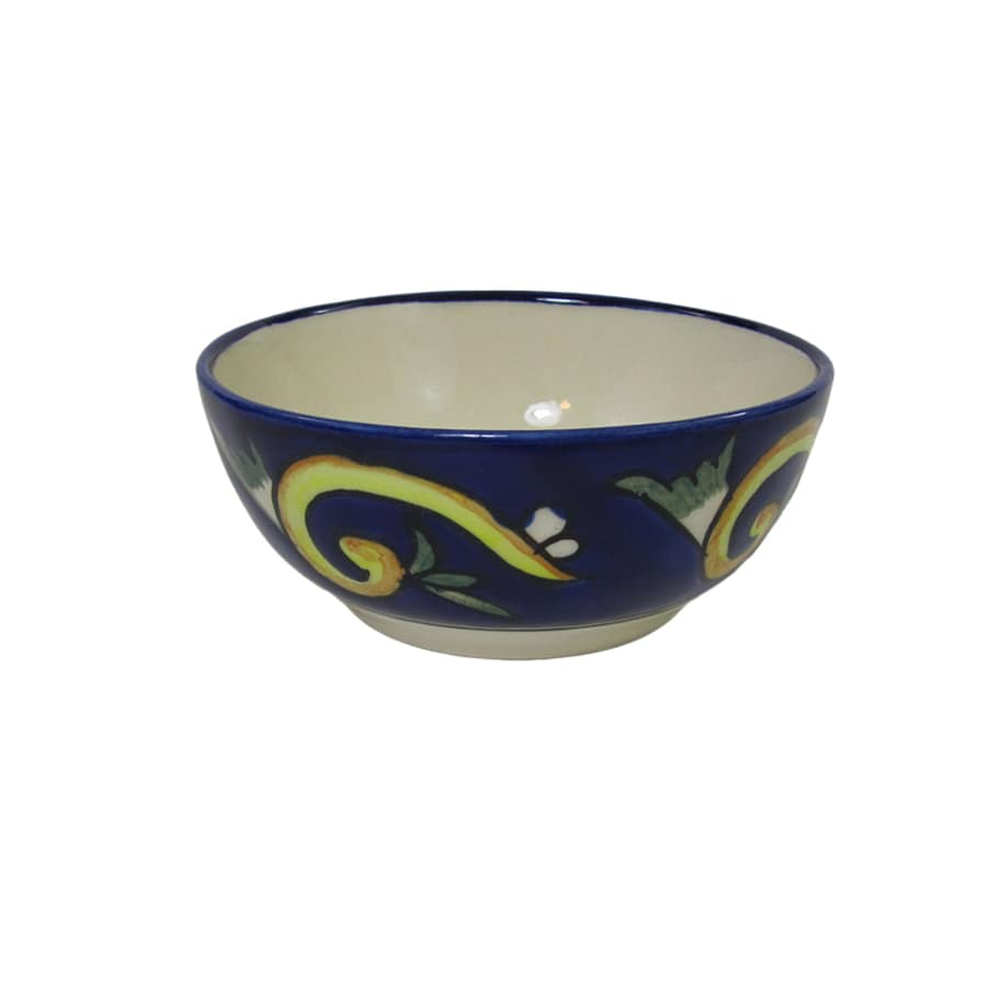 Stoneware Deep Sauce/Ice Cream Bowl - Riya