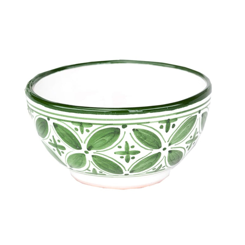 Green Fez Cereal Bowl