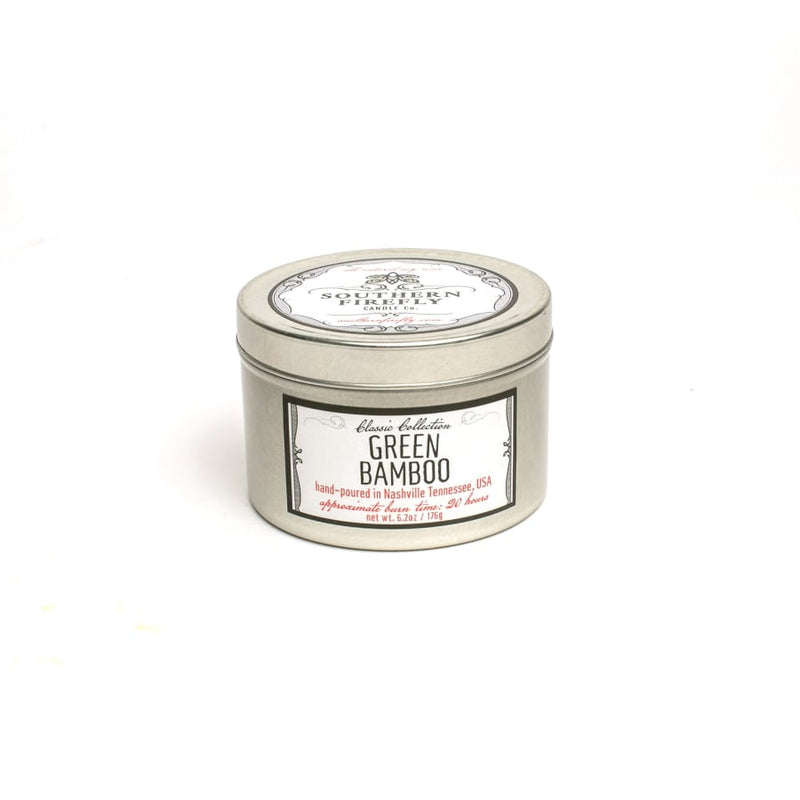 Green Bamboo - Travel Candle
