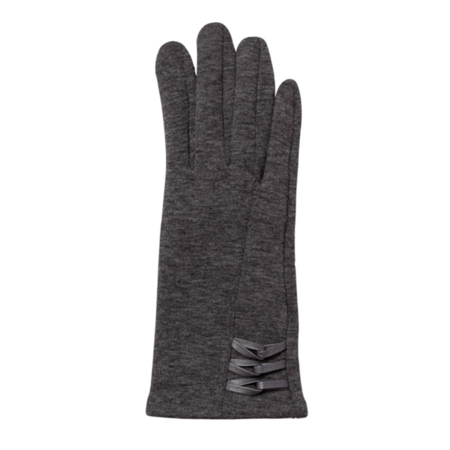 Antonella Gloves (Grey)