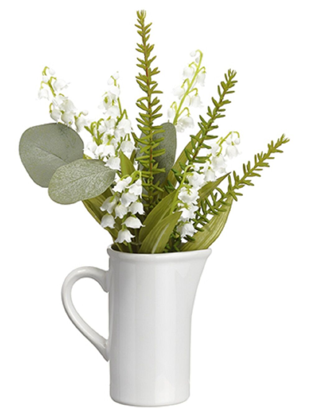 12'' Lily of Valley Arrangement