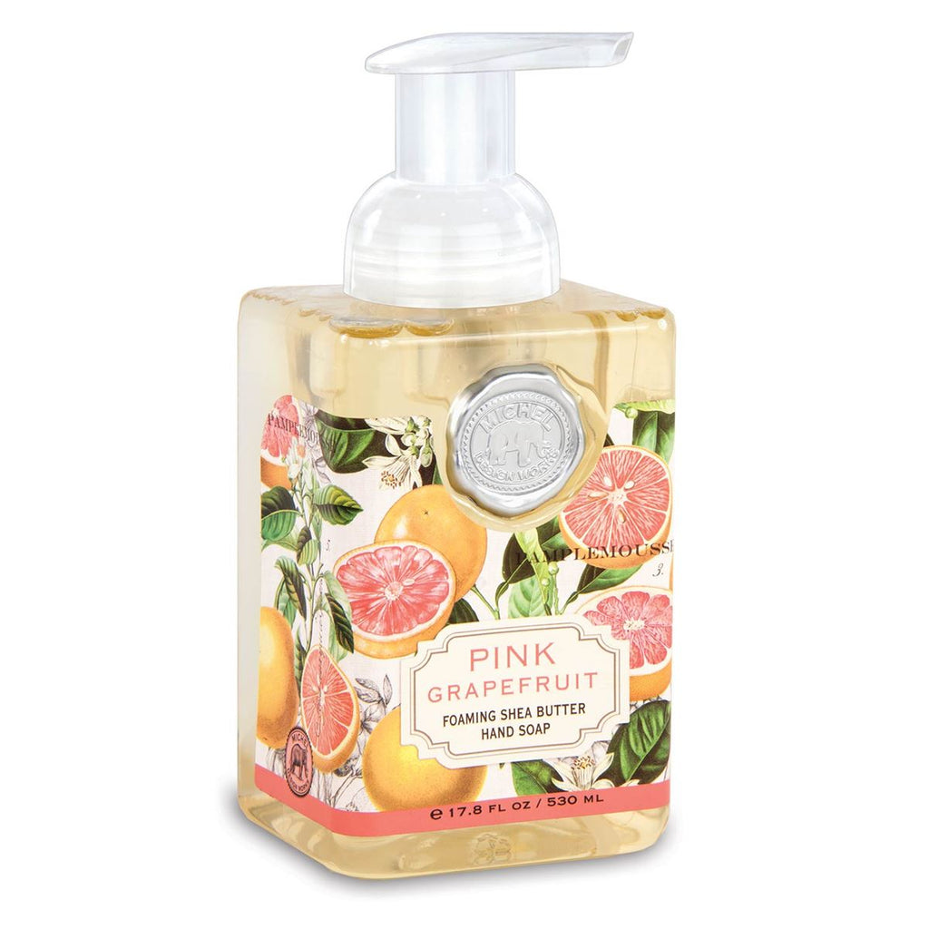 Pink Grapefruit Foaming Hand Soap