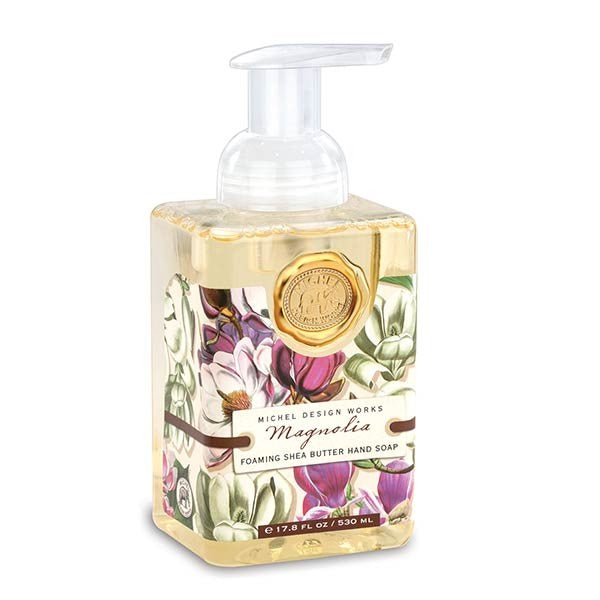 Magnolia Foaming Hand Soap