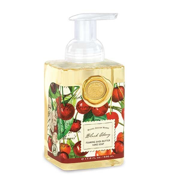 Black Cherry Foaming Hand Soap