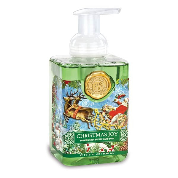 Christmas Joy Foaming Hand Soap