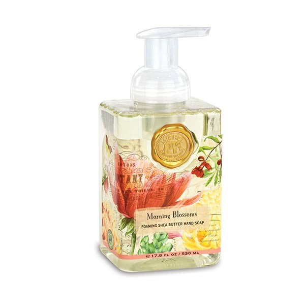 Morning Blossoms Foaming Hand Soap