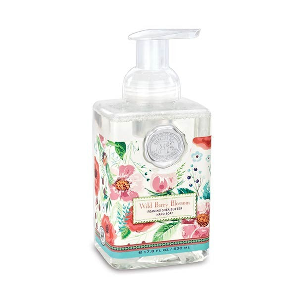 Wild Berry Blossom Foaming Hand Soap