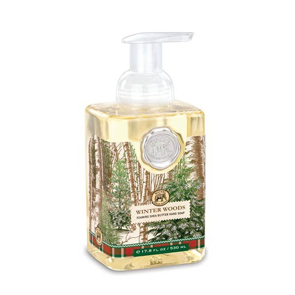 Winter Woods Foaming Hand Soap