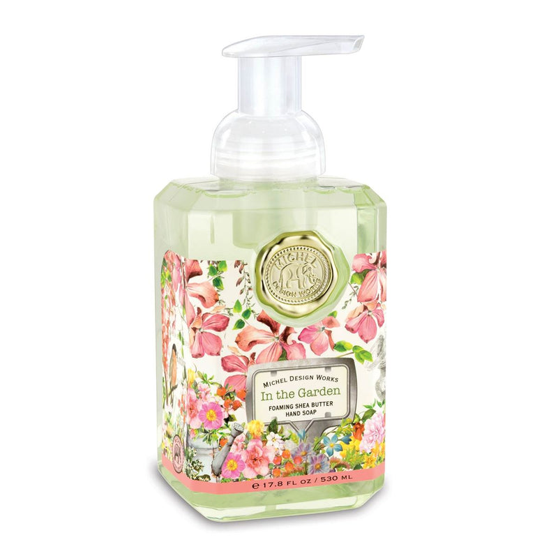 In the Garden Foaming Hand Soap