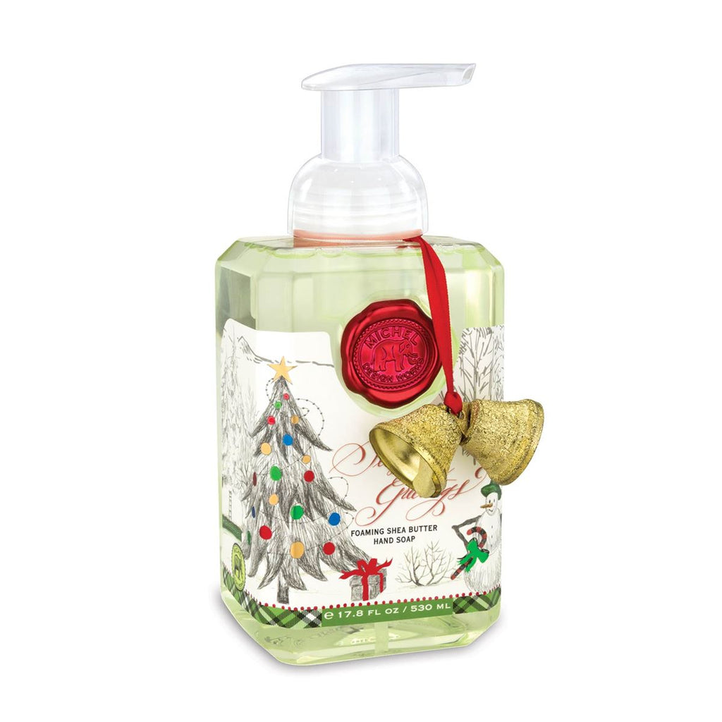 Season's Greetings Foaming Hand Soap