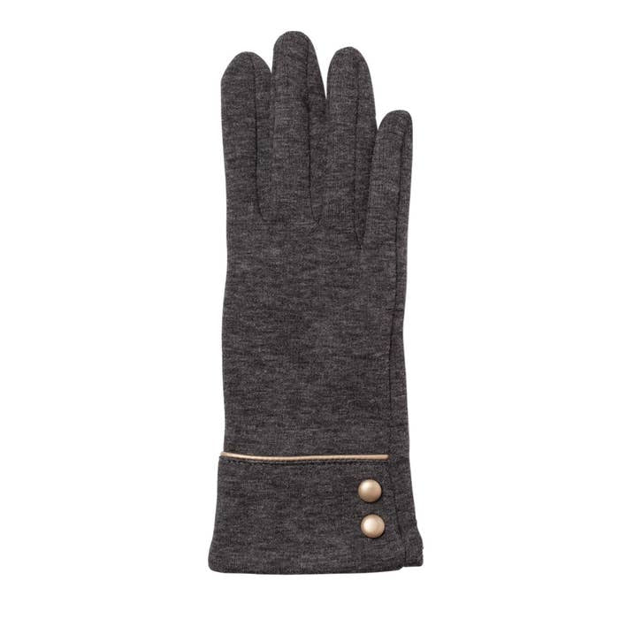 Felicity Glove - Dark Grey