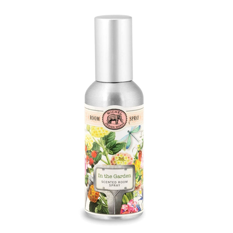 In the Garden Home Fragrance Spray