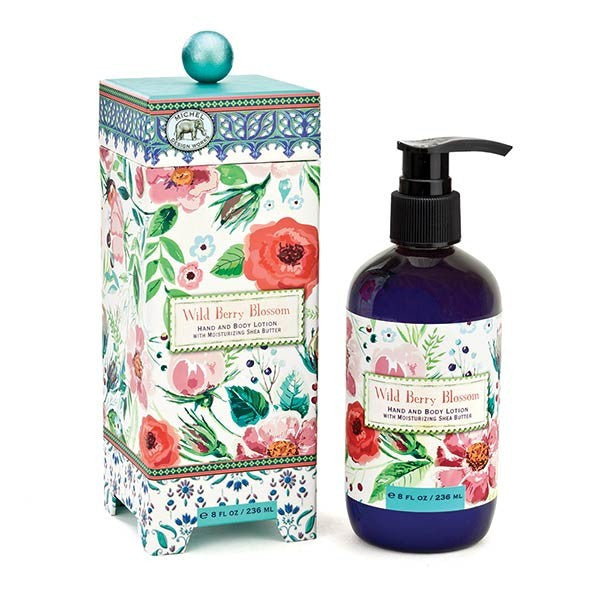 Wild Berry Blossom Lotion