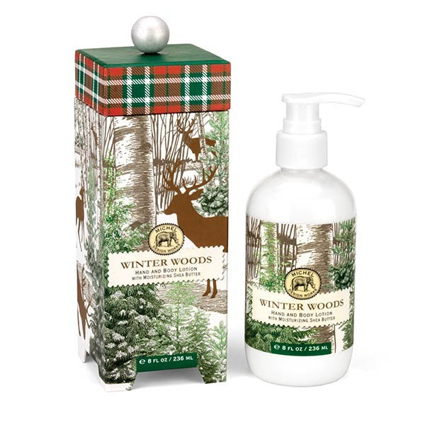Winter Woods Lotion