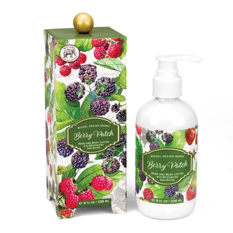 Berry Patch Lotion