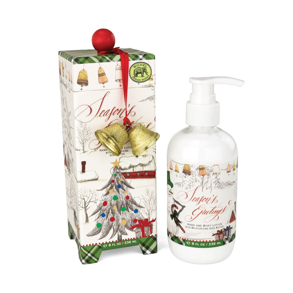 Season's Greetings Lotion