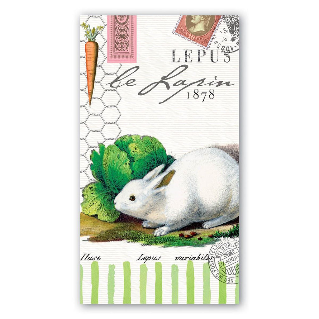 Bunnies Hostess Napkins