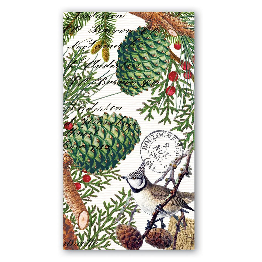 Spruce Hostess Napkins
