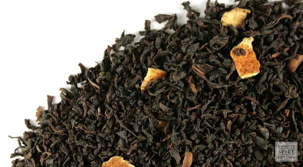 Orange Spice Cinnamon Tea - 1/4 Pound