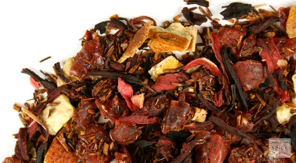 Cranberry Orange Tea - 1/4 Pound