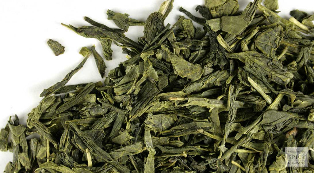 Green (Sencha) Organic Tea - 1/4 Pound