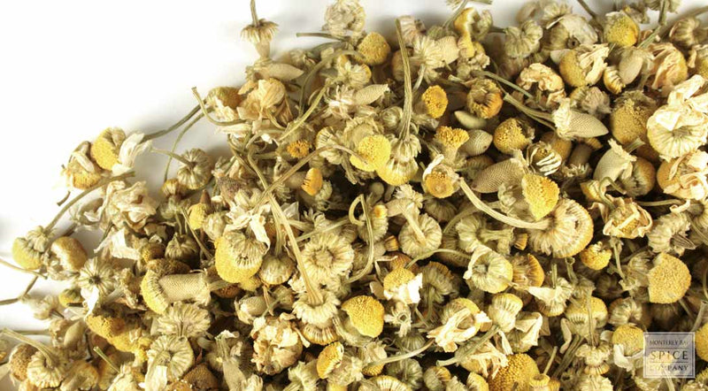 Chamomile Whole Organic - 1/4 Pound