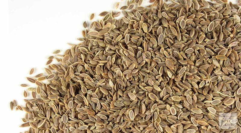 Dill Seed Whole Organic - 1/4 Pound