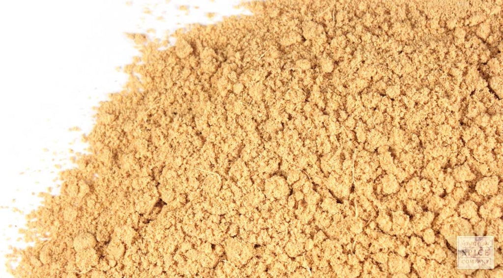 Ginger Root Powder Organic - 1/4 Pound