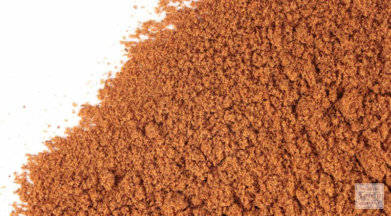 Nutmeg Ground Organic - 1/4 Pound
