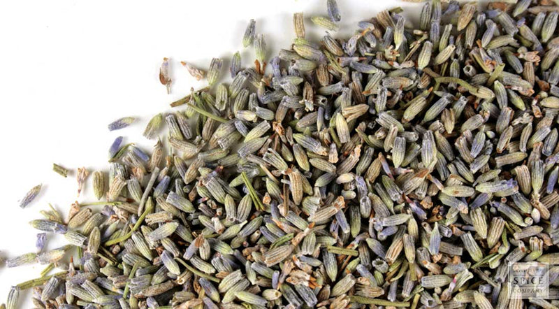 Lavender Flower Whole Organic - 1/4 Pound
