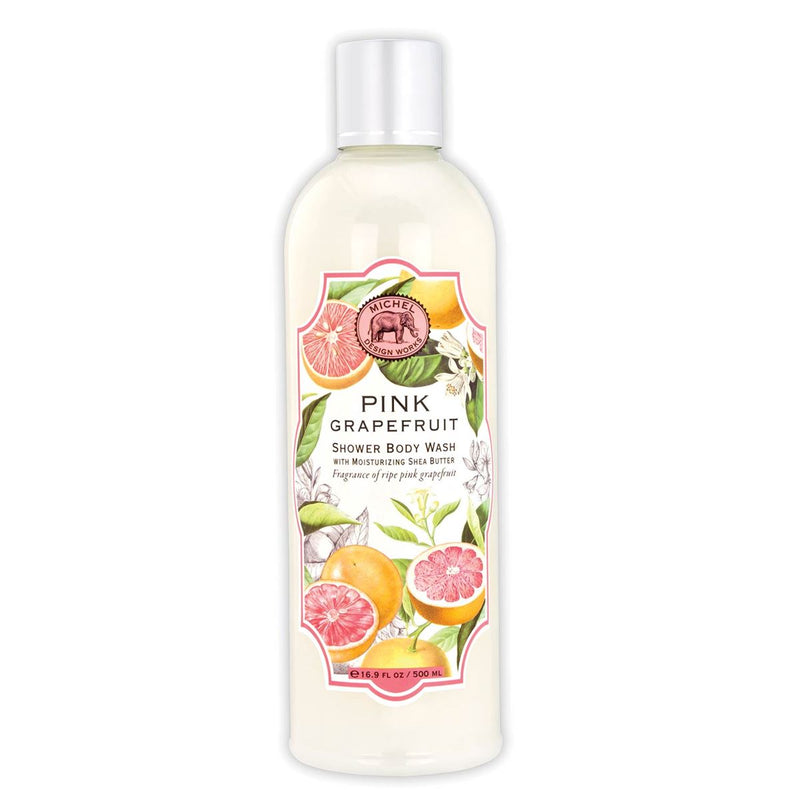 Pink Grapefruit Shower Body Wash