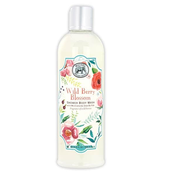 Wild Berry Blossom Shower Body Wash