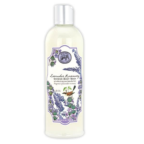 Lavender Rosemary Shower Body Wash